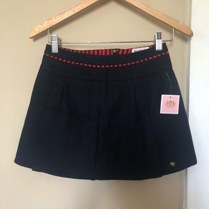 Juicy Couture Wool Blend Skirt